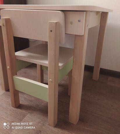 Стол-парта + стул Вальтер