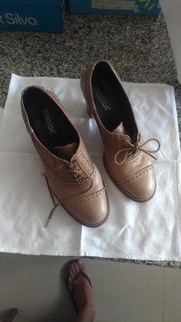 Sapatos senhora nude