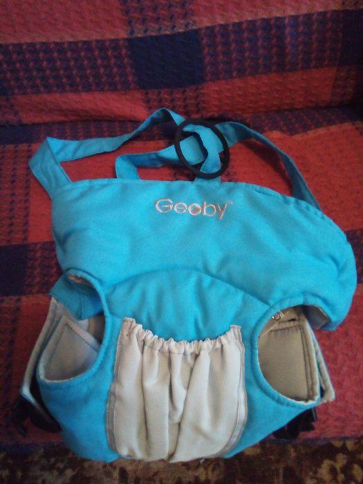 Сумка-кенгуру Geoby для ношения ребёнка Чернигов - изображение 1