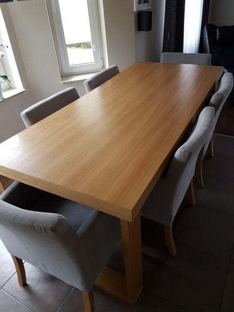Stół do jadalni, rozkładany
