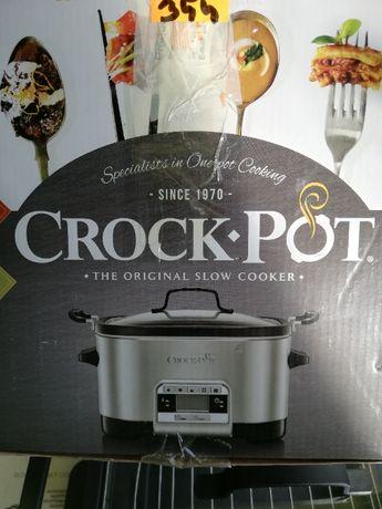 Multicooker Crock-Pot 5,6l CSC024X kuchenka wielozadaniowa