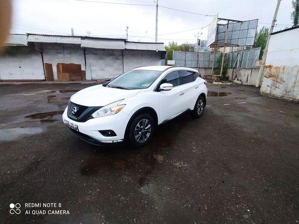 В продаже Nissan Murano 2016 года. Растаможен.