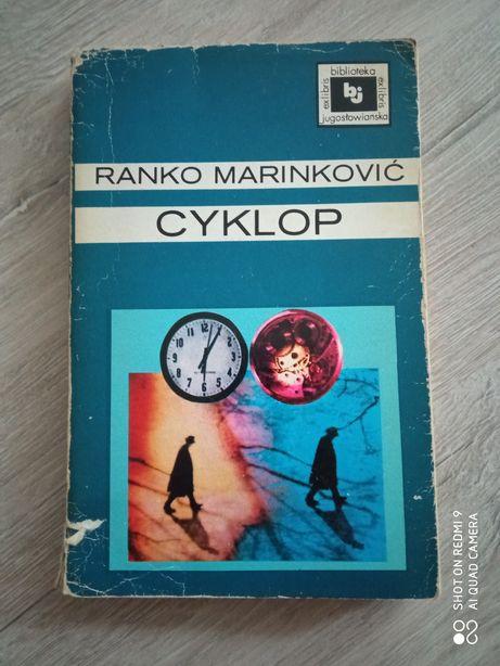Cyklop. Ranko Marinković