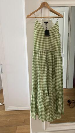 Платье сарафан Massimo Dutti