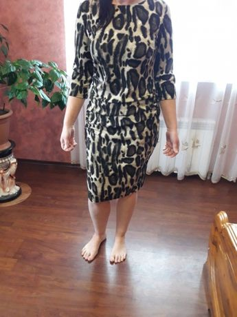 Платье. Платье теплое.