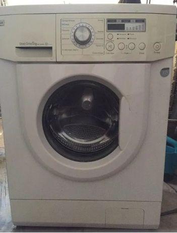 Продам стиральную машину LG Direct Drive 5KG. После кап. ремонта