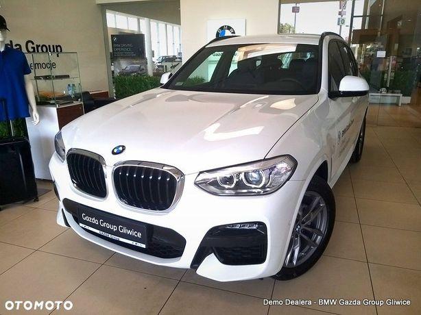 BMW X3 M Sport Demo Dealera 53300 zł taniej : dostępny w październiku !