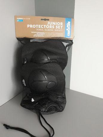 Ochraniacze dla dziecka kolana łokcie nadgarstki