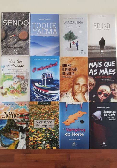 Pack Coleção Viagens na Ficção - 12 Livros Novos Venteira - imagem 1