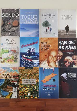 Pack Coleção Viagens na Ficção - 12 Livros Novos