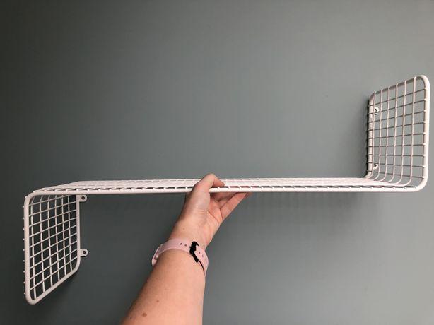 Metalowa półka Ikea