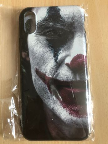 Obudowa Silikonowa nowa Etui Joker Wodoodpo do Iphone X,Xs,6,6s,7,8,XI