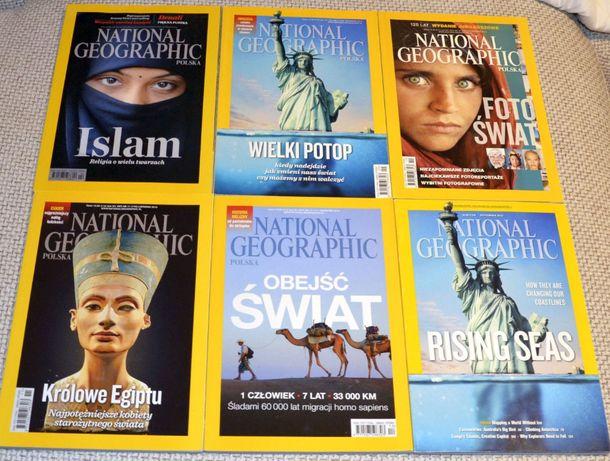 National Geographic Polska 2013, 2016