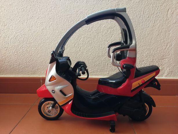 Motociclo BMW c1-200 miniatura