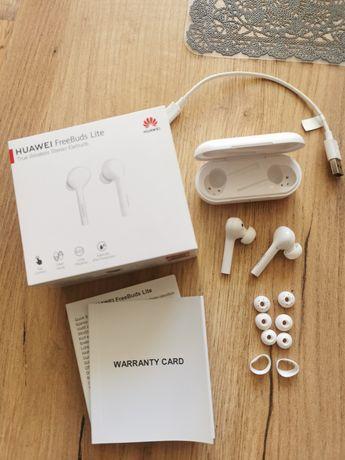 Słuchawki Huawei Freebuds 3 lite białe