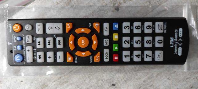 Pilot uniwersalny z funkcją uczenia się TV DVD SAT STB DVB HIFI nowy