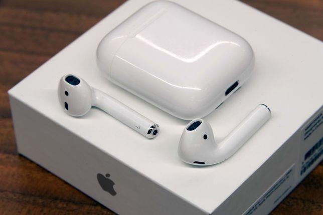 АКЦИЯ!! ОРИГИНАЛ!! Apple Airpods 2 беспроводные наушники. аирподс
