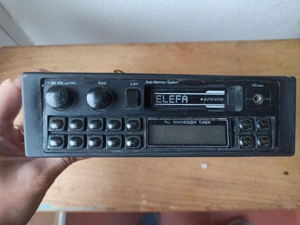 Auto rádios antigos