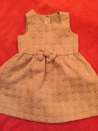 Продам платье Zara на 9-12 месяцев(74см)