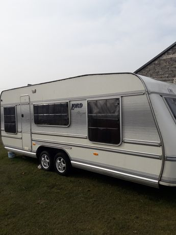 Przyczepa kempingowa camper kamper cemping lmc wakacje