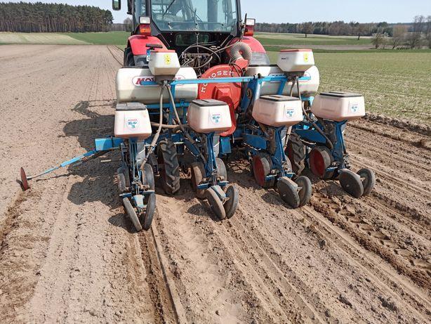 Siewnik do kukurydzy Monosem NG plus talerzowy Kuhn planter Gasspardo
