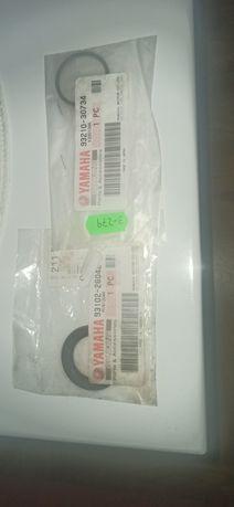 Uszczelniacz Wałka zadawczego/Oring zaworu wydechowego Yamaha tdr/tzr