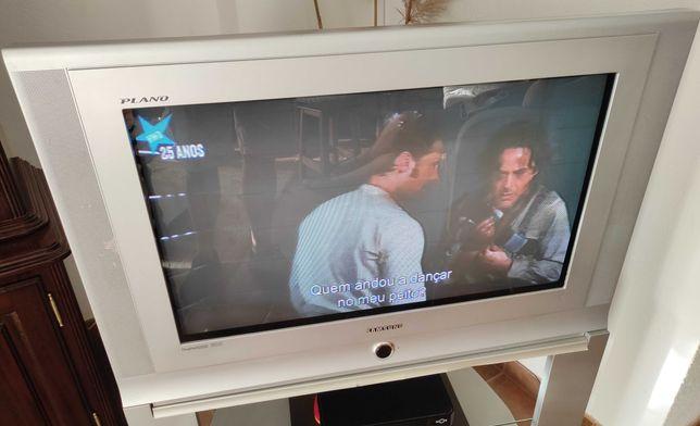 TV Samsung ecrã PLANO + comando