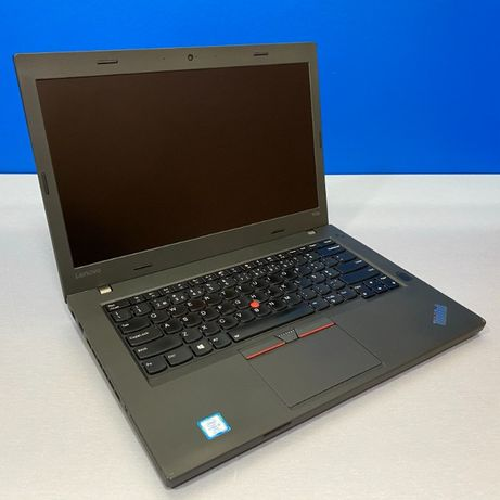 "Lenovo ThinkPad T470p - 14"" Touch (i5-7440HQ/16GB/480GB SSD)"