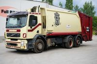 Volvo FE śmieciarka 2 KOMORY do segregowania NORBA w całości na części