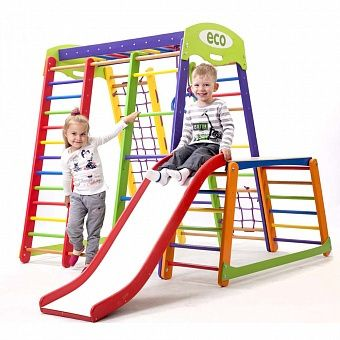 DARMOWA DOSTAWA Drabinka gimnastyczna dzieci kompleks zabaw