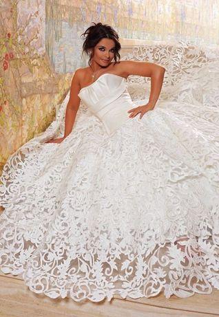 Свадебное платье фирмы Фея