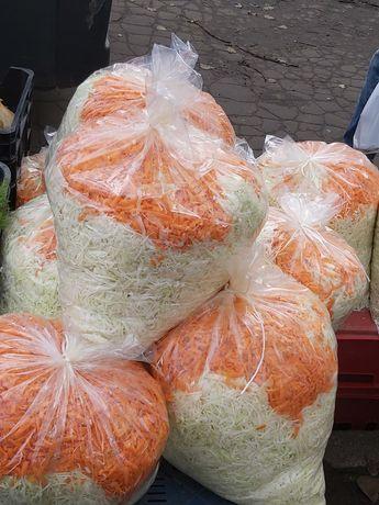 Kapusta Szatkowana i inne warzywa! Z Dowozem
