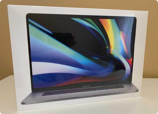 MacBook Pro 16 i7/32GB/512GB SSD Radeon 5500M 4GB NOWY