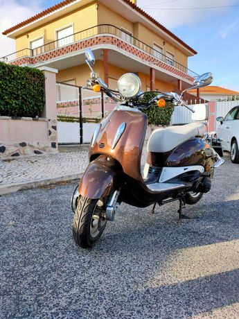 Scooter Znen 125cc