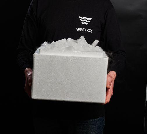 Сухой лед / Сухий лід / Dry ice від виробника