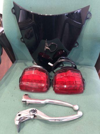 Honda CBR 1000RR 2008 { Peças }