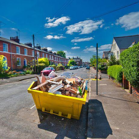 Opróżnianie mieszkań garaży Utylizacja Odpadów Wywóz gruz