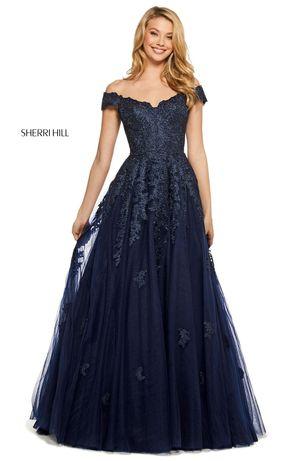 Выпускное платье SHERRI HILL. Вечернее платье SHERRI HILL