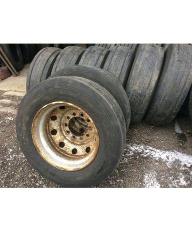 Dunlop SP252 245/70 R19.5