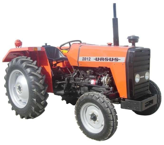 Peças para tractores Ursus