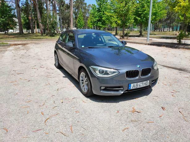 BMW Série 1 - 114i Sportline 200cv