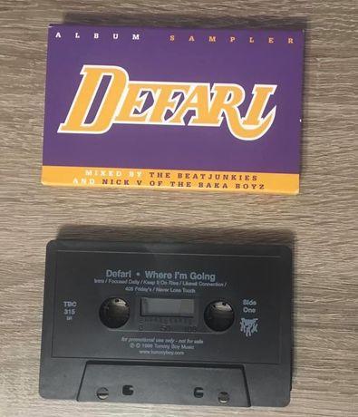 Kaseta Defari - Album Sampler