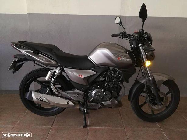 Keeway RKS 125 Benelli