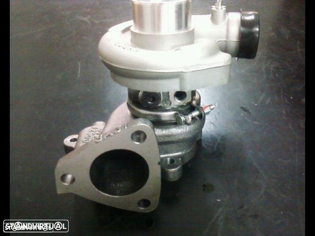 turbo mitsubishi L200 strakar