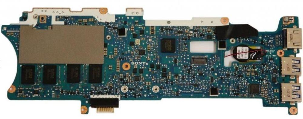 материнская плата Vaio SVP1121C5E Main Board Motherboard i5-4200U Киев - изображение 1