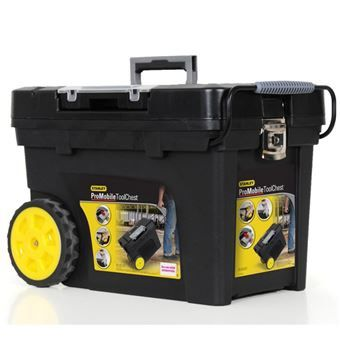 Caixa de ferramentas Stanley Pro Mobile