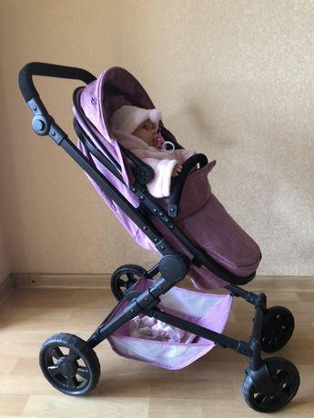 Іграшкова коляска , дітям від 4-5 років