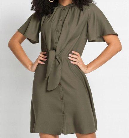 Nowa sukienka koszulowa 44