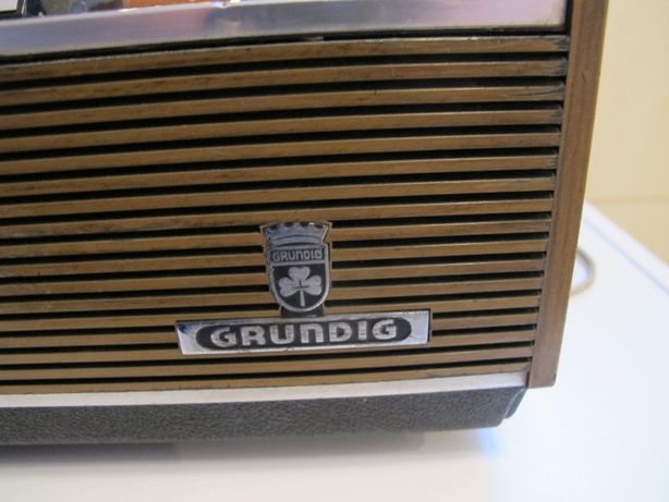 Magnetofon szpulowy Grundig TK-126
