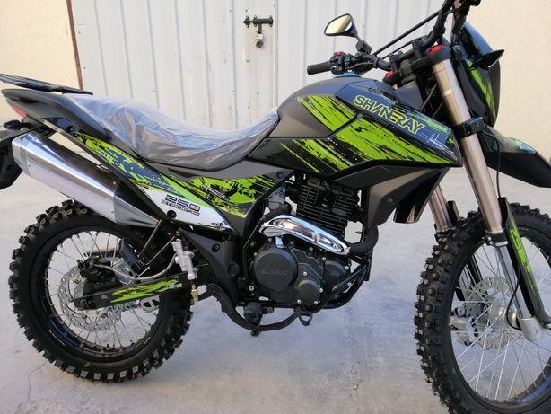 Акція!!! New!!! 2020 Мотоцикл Shineray 6c 250, не Geon, не Loncin